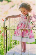 Biscotti Dresses *Garden Party* Size 9m Left only!
