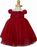 Biscotti Dresses *Red Tulle* SOLD-OUT