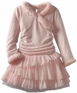 Biscotti Dresses-Girls *Winter Fairy* Dress - Sizes 4 & 5 Left Only!