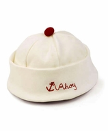 Bunnies By The Bay-Skipit's Ahoy Sailor Hat - SOLD OUT