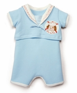 Bunnies By The Bay-Skipit's Sea Pup Suit -SOLD OUT