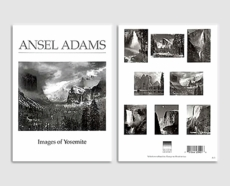8 IMAGES OF YOSEMITE - BOXED NOTECARDS