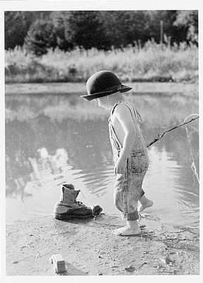 WATKINS BOY WITH BOOT