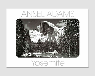 YOSEMITE - POSTCARD SET