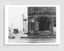 POST OFFICE, ASPEN, CO, 1941 - HOLIDAY CARDS