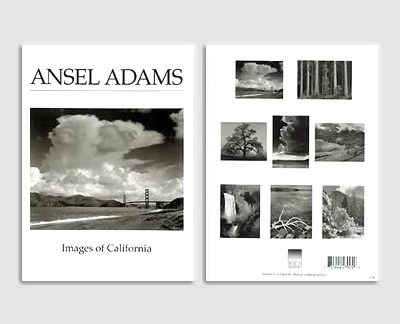 IMAGES OF CALIFORNIA - BOXED NOTECARDS