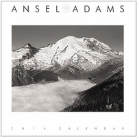 Ansel Adams 2014 Engagement/Desk Calendar