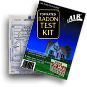 Air-Chek Radon Test Kit