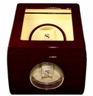Steinhausen Executive Wooden Single Watch Winder with Lifetime Warranty �Cherrywood OUT OF STOCK