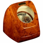 Steinhausen Single Watch Winder --Burlwood