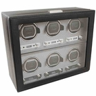 Wolf Viceroy Six ModuleWatch Winder - Japanese Mabuchi Motor - Wolf Design's Groundbreaking 2.7 Winding Module