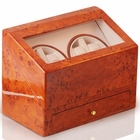 Steinhausen Quad Automatic Watch Winder (Burlwood) OUT OF STOCK