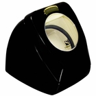 Single Watch Winder w/ Timer � Piano Black