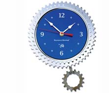 Bicycle Clocks