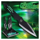Green Hornet Kato's Throwing Knives Set MC GH001