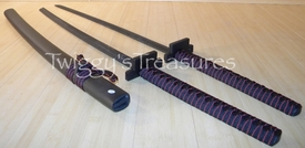 Wooden Sword 2 piece<br> WO24