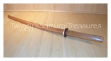 Natural Wood Bokken Daito 1802