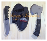 Smith & Wesson Hatchet & Knife Combo-CH629-MC