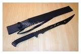 Twin Tactical Machete Set-SF-1078-1-PS