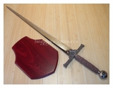 Highlander MacLeod Cameron Clan Sword-SB0572-2