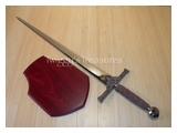 Highlander MacLeod MacLachlan Clan Sword-SB0572-1