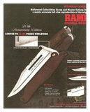 Rambo III Knife 20th Anniversary Edition MCRB3A20