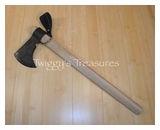 Hand Forged Axe w/sheath-KX-031-PS