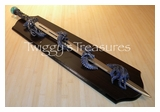 Dragon Fantasy Sword w/plaque-SE 6181