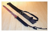 Ninja Sword Double Edged HK 1066RB
