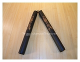Nunchucks Foam Padded Dragons 801b