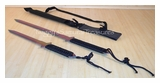 Two Ninja Rainbow Blades w/sheath-HK1067RB