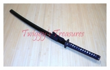 "40 3/4"" Hand Forged Samurai Sword"