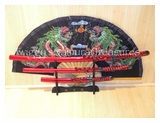 The Last Samurai Sword Set w/Stand- SC024RD4