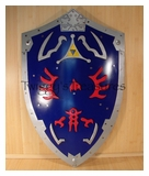 "Legend of Zelda <br>Hylian Shield  31"" <br><font color=""ff0000"">Battle Ready</font>"