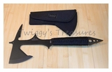 United Cutlery Black Ronin Tactical Throwing Tomahawk