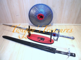 Light Up Thundercats Sword & Lion-O's Shield