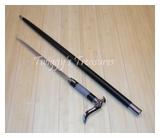 Gil Hibben Custom Hook Sword Cane-GH-5036-K