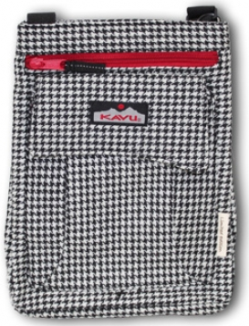 KAVU KEEPER HOUNDSTOOTH