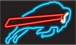 Buffalo Bills Neon Sign