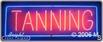 Tanning Salon Neon Sign