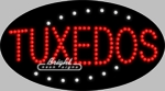 Tuxedos LED Sign