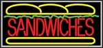 Sandwiches Lightbox Sign