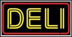 Deli Lightbox Sign Sign