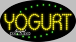 Yogurt LED Sign