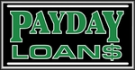 Payday Loans Lightbox Sign