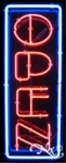 Broadway Neon Open Sign