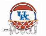 Kentucky Neon Basketball Sign