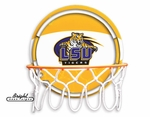 LSU Neon Basketball Sign