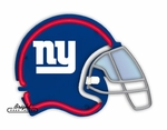 New York Giants Neon Helmet