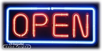 Cheap Neon Open Sign
